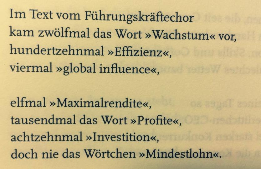 Aus: Das Donnerlittchen.